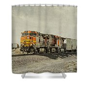 Competitors Shower Curtain