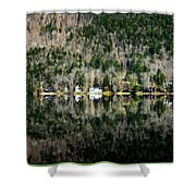 Complete Reflection Shower Curtain