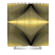 Composition 147 Shower Curtain