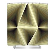 Composition 192 Shower Curtain