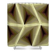 Composition 295 Shower Curtain