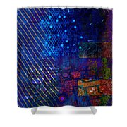 Compute Abstract Shower Curtain