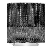 Computer Memory Shower Curtain