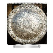 Concho Shower Curtain