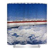 Concorde Shower Curtain