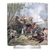 Concord/lexington, 1775 Shower Curtain