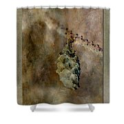 Cone Shower Curtain