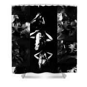 Confessions Shower Curtain