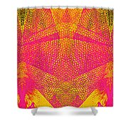 Confounded Fish Shower Curtain