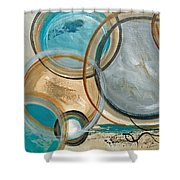 Congestion Shower Curtain