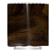 Conkles Hollow Falls Shower Curtain