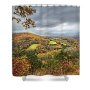 Connecticut Country Shower Curtain