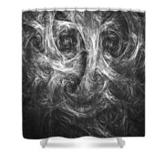 Conscience 01 Shower Curtain
