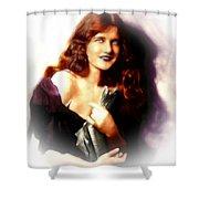 Constance Binney Shower Curtain