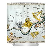 Constellation: Hydra Shower Curtain
