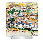 Consuegra 03 Shower Curtain