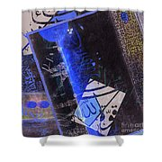 Contemporary Islamic Art 70 Shower Curtain