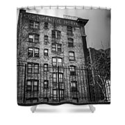Continental Hotel Shower Curtain