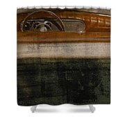 Convertible Shower Curtain