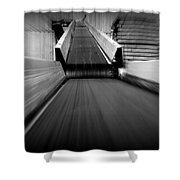 Conveyor 2 Shower Curtain