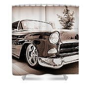 Cool As Ice Shower Curtain