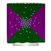 Cool Beans 1 Shower Curtain