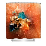 Cool Beauty Delight Shower Curtain