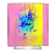 The Coolest Cat You Have Ever Seen  Shower Curtain