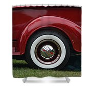 Cool Chevy Pickup  Shower Curtain