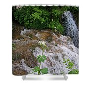 Cool Clear Water Shower Curtain