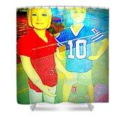 Cool Kids Shower Curtain