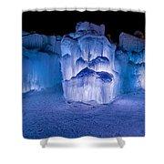 Cool Maze Shower Curtain