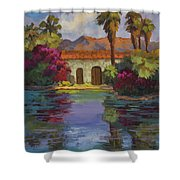 Cool Waters 2 Shower Curtain