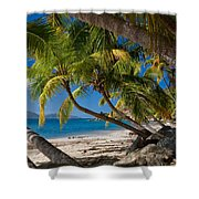 Cooper Island Shower Curtain