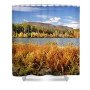 Cooper Lake Shower Curtain