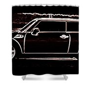 Cooper Sport Shower Curtain