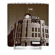 Coors Field - Colorado Rockies 18 Shower Curtain
