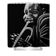 Cootie Williams Shower Curtain