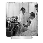 Copenhagen Serum Institute Shower Curtain