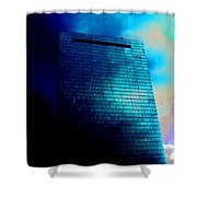 Copley Square Shower Curtain