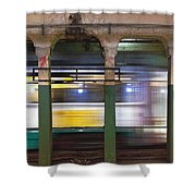 Copley Station Shower Curtain