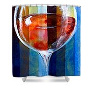 Coppa Shower Curtain