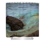 Copper Fish Shower Curtain