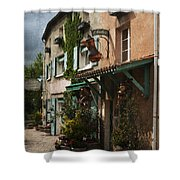 Copper Sales Store Durfort France Shower Curtain