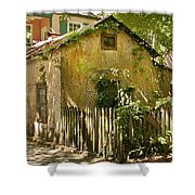 Coquina House Shower Curtain