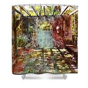 Coral Gardens 01 Shower Curtain