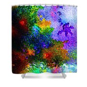 Coral Reef Impression 5 Shower Curtain