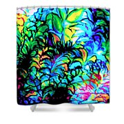 Coral Reef Beauty Shower Curtain