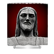 Corcovado Shower Curtain