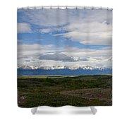 Cordillera Moore Shower Curtain